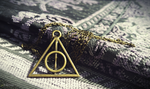 Free Background - Deathly Hallows by Riftress