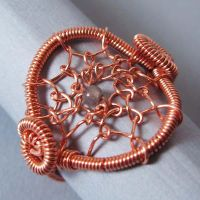 Dreamcatcher Ring by sylva