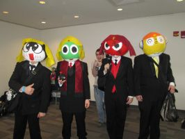 Sgt Frog Ohayocon 2014 by HyperactiveInnocence