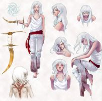 Essa character sheet by fate135