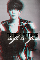 EXO-K Baekhyun: Nothing Left to Fix Edit/Poster/ID by pocket-girl