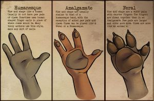 Anthro Hands by coffinberry