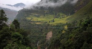 Nepalese valley by Suppi-lu-liuma