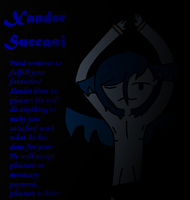 Xander~ by Ask-Daisy-The-Hybrid