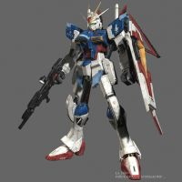 FORCE IMPULSE GUNDAM WIP02 by Ladav01