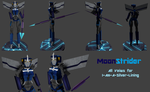 Moonstrider All Veiws by I-Am-A-Silver-Lining