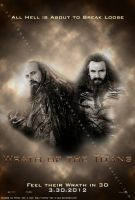 Wrath of the Titans Poster by Emmy-has-a-Gun
