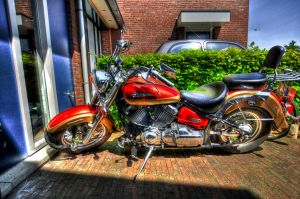 Bike HDR by MisterDedication