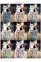 Lightroom presets: Pack of 8 by CrazyMurdock1