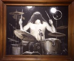 The Drummer by simonjova