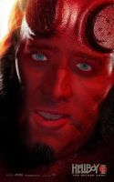 Nicholas Cage 3 by InternetSorcerer