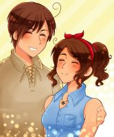 APH: Cuties by SaMelodii