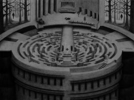 The Maze by Greyfell-Fine-Art