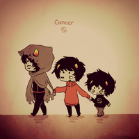 Cancer. by PheeOwhNah