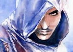 Poor Altair by Catherine-PL