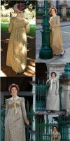 Regency Dress by Kathelyne