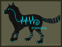 Wolf Adopt [CLOSED] by Orochising