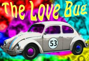The Love Bug by arionquill