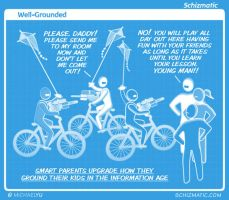 Well-Grounded by schizmatic