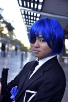 Vocaloid: Kaito Secret Police by mukuroma