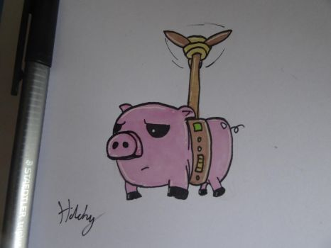Pigs Can Fly by Hitchy3