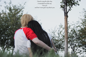 Never let you go @Homestuck by CarcinoVantasKisu
