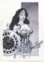 the real Wonder Woman by MichaelDooney