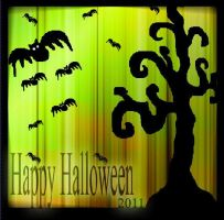 Happy Halloween ecard 2011 1 by zeldam