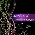 Swirls and dotted curves Brush by Coby17