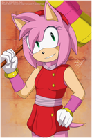 SB: Amy Rose by SonicWind-01