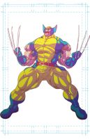 Wolverine Commission by mikewinn