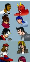 Matchups by Ransak-the-Reject