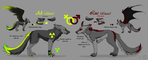Ali/Luc ref 2014 by xXNuclearXx