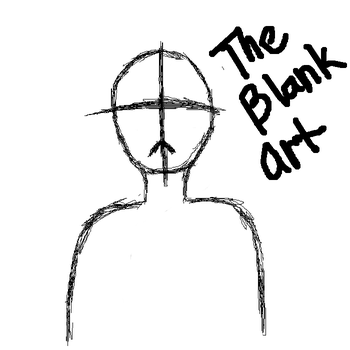Blank Art by MugenXCrownClown