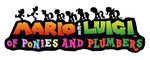 Mario and Luigi: Of Ponies and Plumbers by link2125