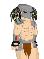 epic anubis picture of the predator by thepredator777