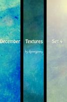 December Textures Set 4 by ibjennyjenny