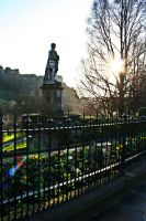 Princes Street (7) by bollatay