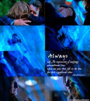 Always - Castle-Beckett by bluetwilightmimi