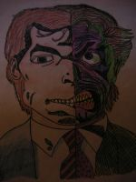 Two face by JLocke92