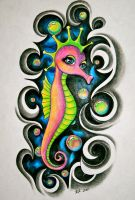 Seahorse by knezak