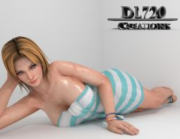 Tina Armstrong Render 02 by DragonLord720