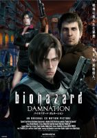 Resident Evil Damnation Poster by Ada-hime