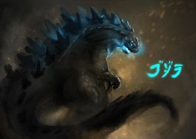 Gojira by Delun