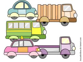 my car by karyadaridesa