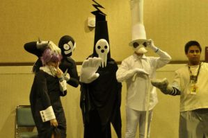 Megacon 2012: Soul Eater by D-warrior35