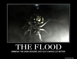 flood/amnesia TDD demotivational by aruon