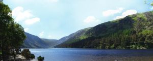 Upper Lake Wicklow by Shaystyler