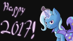 TRIXIE IS BACK FOR 2017 by WhoovesPON3