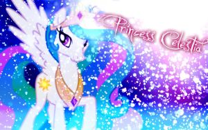 Princess celestia wallpaper by NaziZombiesKiller